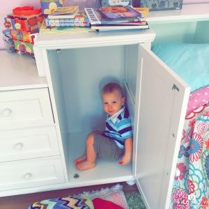 Parker's hideaway.